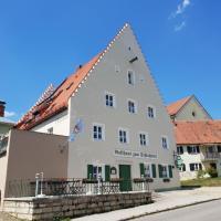 Gasthaus zum Schloßwirt, hotel in Dietfurt