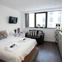 Cosy Studio Apartment In The Heart of Manchester By Pillo Rooms