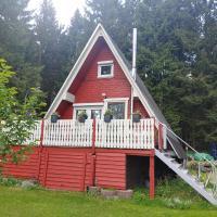 Freistehendes Ferienhaus in Thüringen unmittelbar am Rennsteig