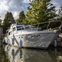 Riverscapes Classic French Motor Yacht