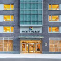Hyatt Place New York City/Times Square, отель в Нью-Йорке