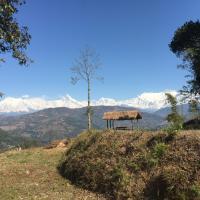 Serene Himalaya View Hotel