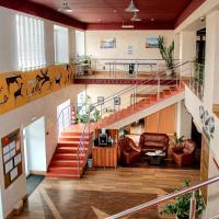 Комплекс Маяк, отель в Новоалтайске