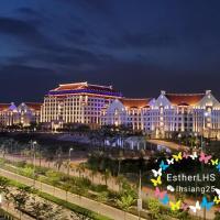 Near KLIA Xiamen Uni, Awesome Night View, 厦门大学 Walking Distance to KLIA Salak Tinggi Railway Station
