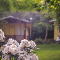 23 persons Bungalow in nice forest 8, hotel em Kamena