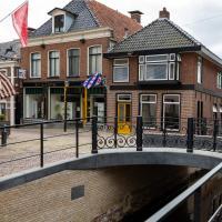 Nieuw appartement in hartje Kollum - Friesland