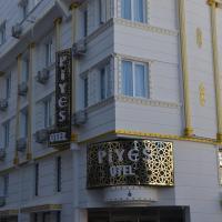 Piyes Otel, hotel in Antalya