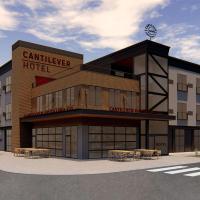 Cantilever Hotel, Trademark Collection by Wyndham, hotel v destinaci Ranier