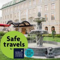 Tsar Palace Luxury Hotel & SPA, отель в Пушкине