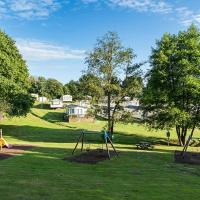 Hillside retreat at Coghurst holiday park