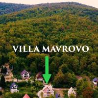 • Spacious Villa ǀ Lovely View ǀ 5 Bedrooms •, hotel in Mavrovo