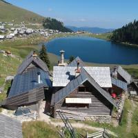 Koliba - Prokoško jezero