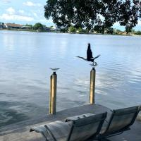Lake Front Smart Home with King Beds - Free Breakfast and Free airport pick up (see details)