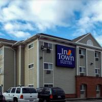 InTown Suites Extended Stay Salt Lake City UT - Midvale