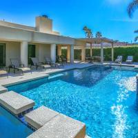 Alluring Palm Desert Retreat
