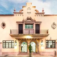 Hotel Urdiñola Saltillo