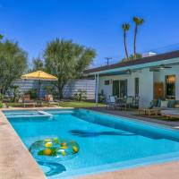 The Lucky Palm, hotel near Palm Springs International Airport - PSP, Palm Springs