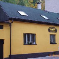 Pohodový apartmán s terasou, отель в городе Úpice