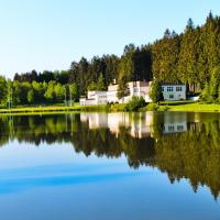 Resort Luna Vysočina, отель в городе Ледеч-над-Сазавоу