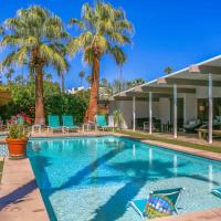 Midcentury Pool Retreat, hotel near Palm Springs International Airport - PSP, Palm Springs