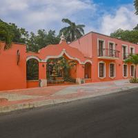 Hacienda San Miguel Hotel & Suites, hotel in Cozumel