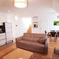 Apartment close to the center with 3 rooms for 6 people