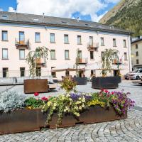 BB Garni Motta, hotel in Airolo