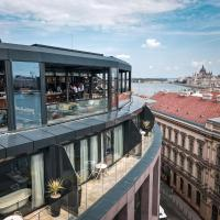 Hotel Clark Budapest - Adults Only, hotel in Boedapest