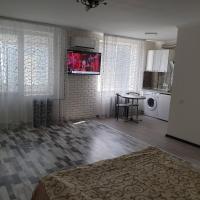 New White Studio Apartment
