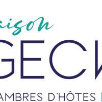 Maison Gecko, hotel in Ornaisons