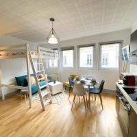 Studio idéal en plein centre ville de Caen.