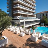 Hotel Gambrinus Valentini Family Village, hotel in Bellaria-Igea Marina