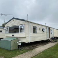 The shack at WInchelsea sands holiday park
