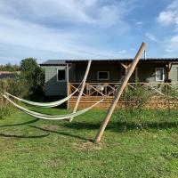 Luxe Caravan De Eucalyptus