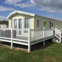 Rye Hideaway at Rye Harbour holiday park