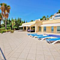 Bellavista - fantastic sea view villa in Moraira