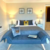 Private Room - The River Room at Burway House, hotel in Chertsey
