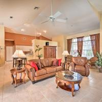 Canalfront Cape Coral Retreat with Dock & Patio