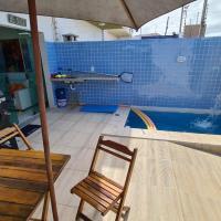 Casa com piscina duplex Barra de São Miguel/AL