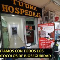 Hospedaje Tuuma、Fonsecaのホテル