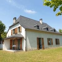La bergerie, maison spacieuse avec grand jardin, vue sur les Pyrénées