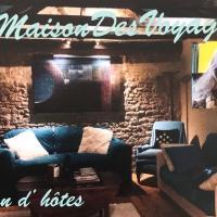 MaisonDesVoyageurs-Gîte-Tout confort-À la vente en 2022, hôtel à Martel