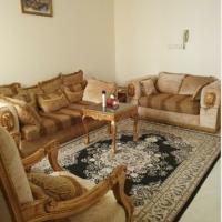 Lausanne Taybat Apartment -Aljameaat, hotel em Al 'Uyūn
