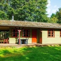 Three-Bedroom Holiday home in Toftlund 25