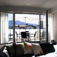 Casa Kosamui 1P, hotel in Losone