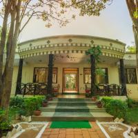 Vann Life Forest Resort, hotel en Khawāsa