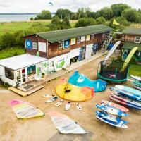 Sport-hotel Surf-Point, hotel in Veskovo
