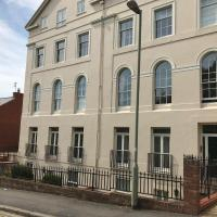 Luxury City Centre Apartment, Exeter.