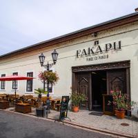 Fakapu Pince és Panzió, hotel Tokajban