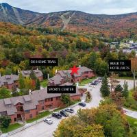Trail Creek: Walk to lifts, ski home! Closest unit to lifts, ski home trail, sports center
